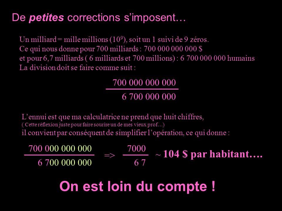 Ce diaporama à été complété par : Sous la houlette de Claude Sitt (claude@sitt.fr) après quon lui ait longuement expliqué.claude@sitt.fr