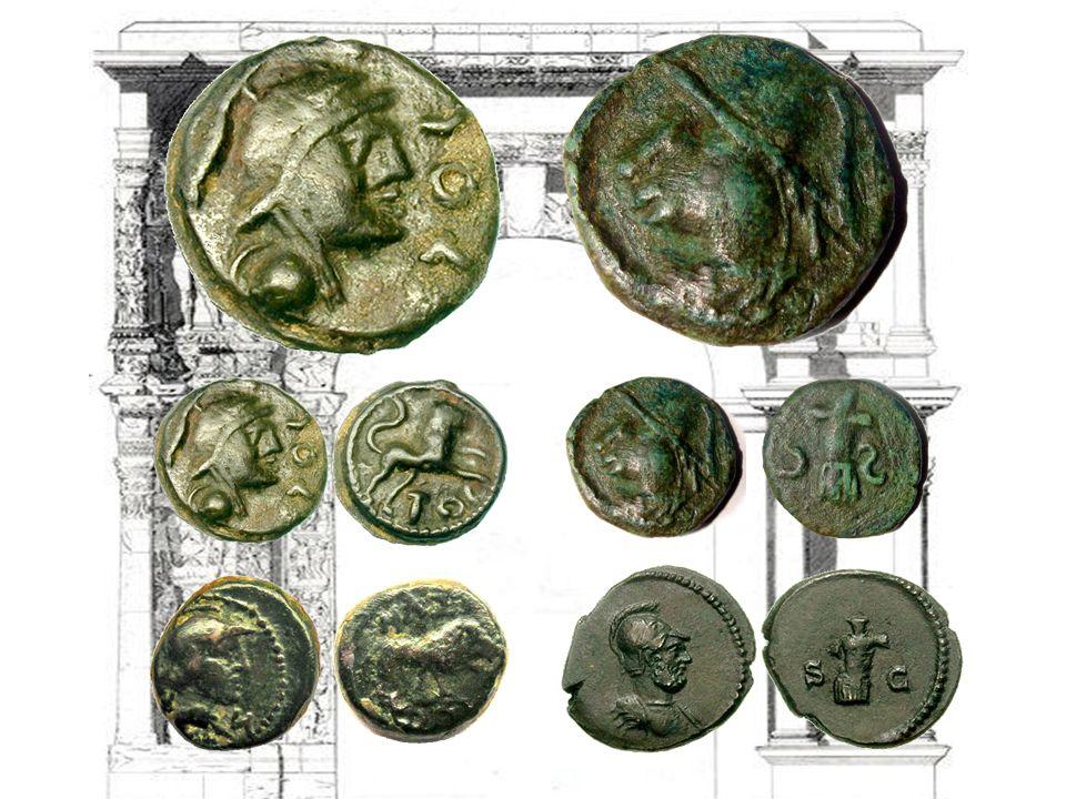 Monnaies impériales romaines : prototypes et imitations