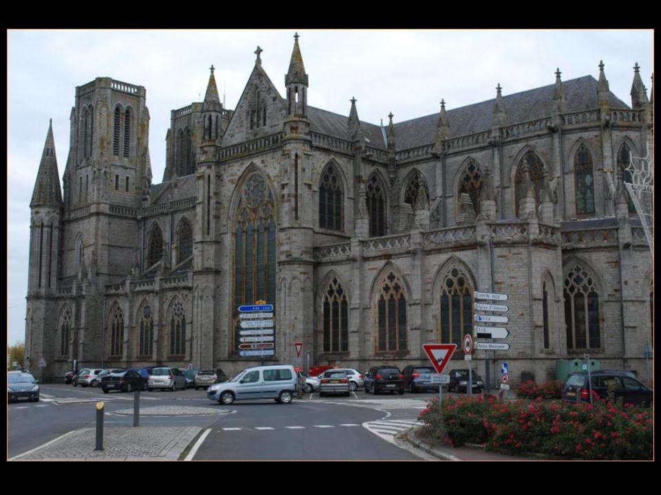 A la fin du V me siècle, Avranches devient le siège dun évêché.