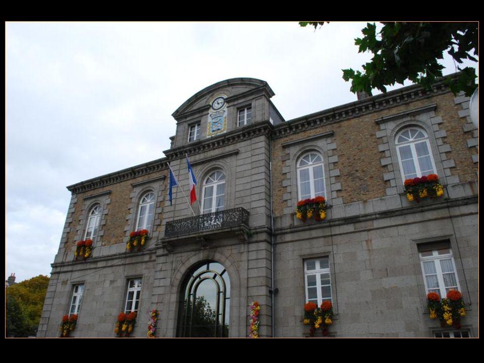 La mairie dAvranches