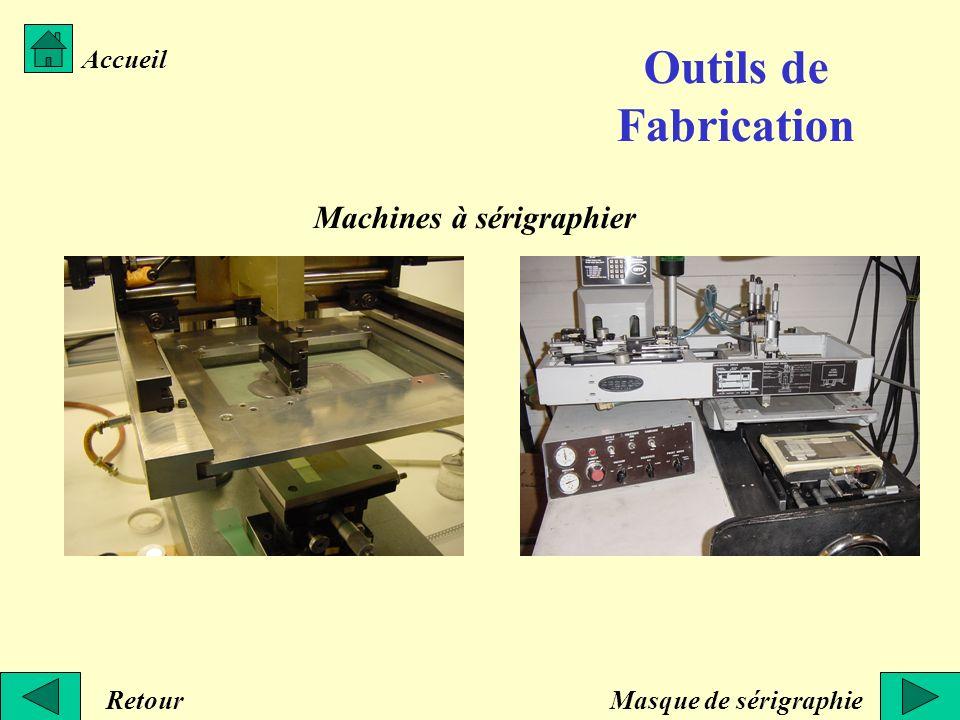 Outils de Fabrication Retour Accueil Machines à sérigraphier Masque de sérigraphie
