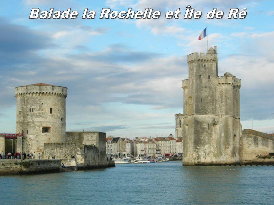 La Rochelle, capitale de lAunis et préfecture du département de la Charente-Maritime, dans la région Poitou-Charentes.