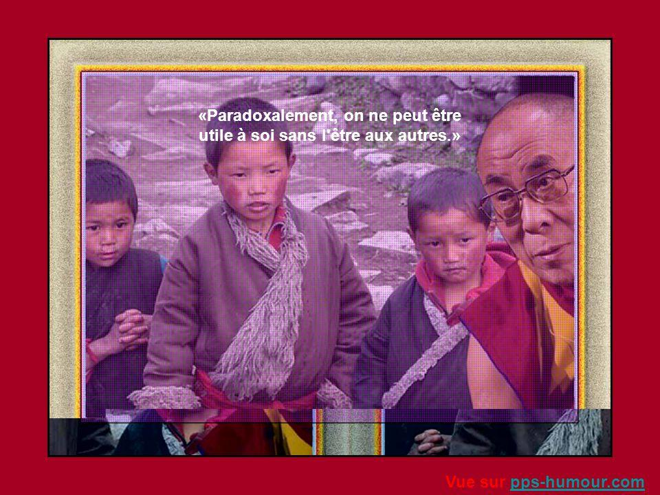 «La compassion est ma seule religion.» Vue sur pps-humour.compps-humour.com