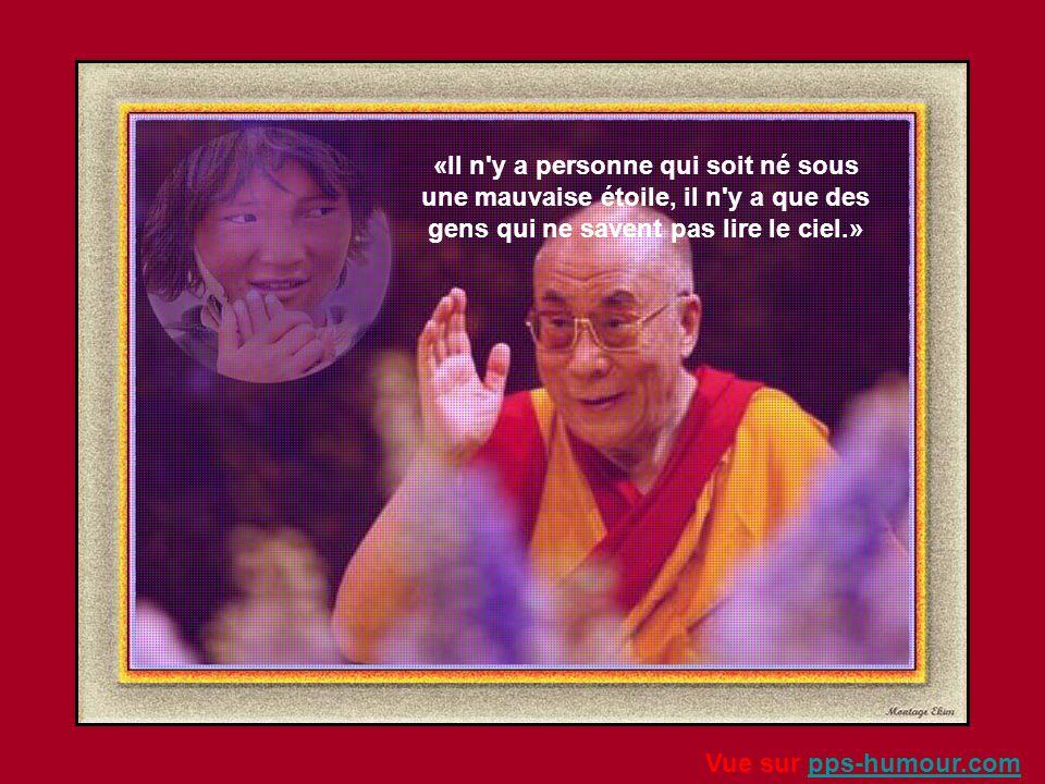 «Le désarmement extérieur passe par le désarmement intérieur. Le seul vrai garant de la paix est en soi.» Vue sur pps-humour.compps-humour.com