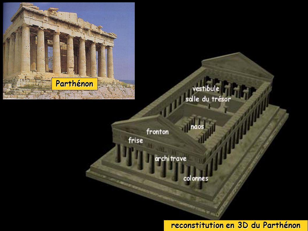 reconstitution 3d de la statue d Athéna reconstitution romaine de la reconstitution romaine de la statue d Athéna (originale réalisée par Phidias, V s.