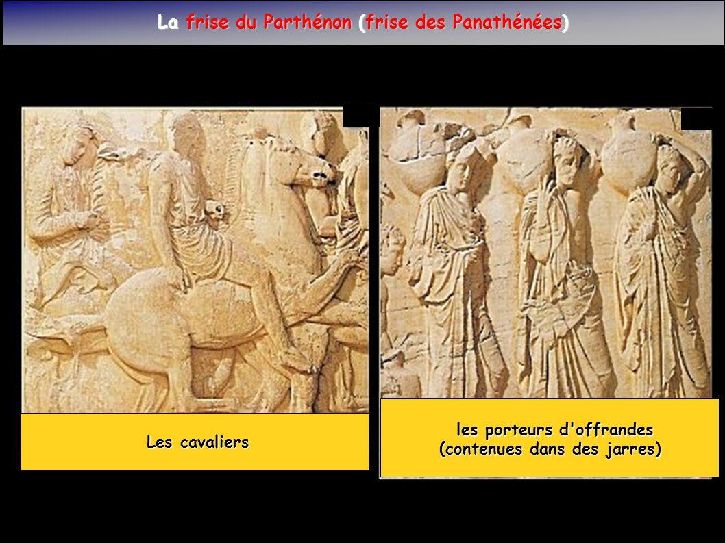 A.L Acropole, le Parthénon et les Panathénées III.