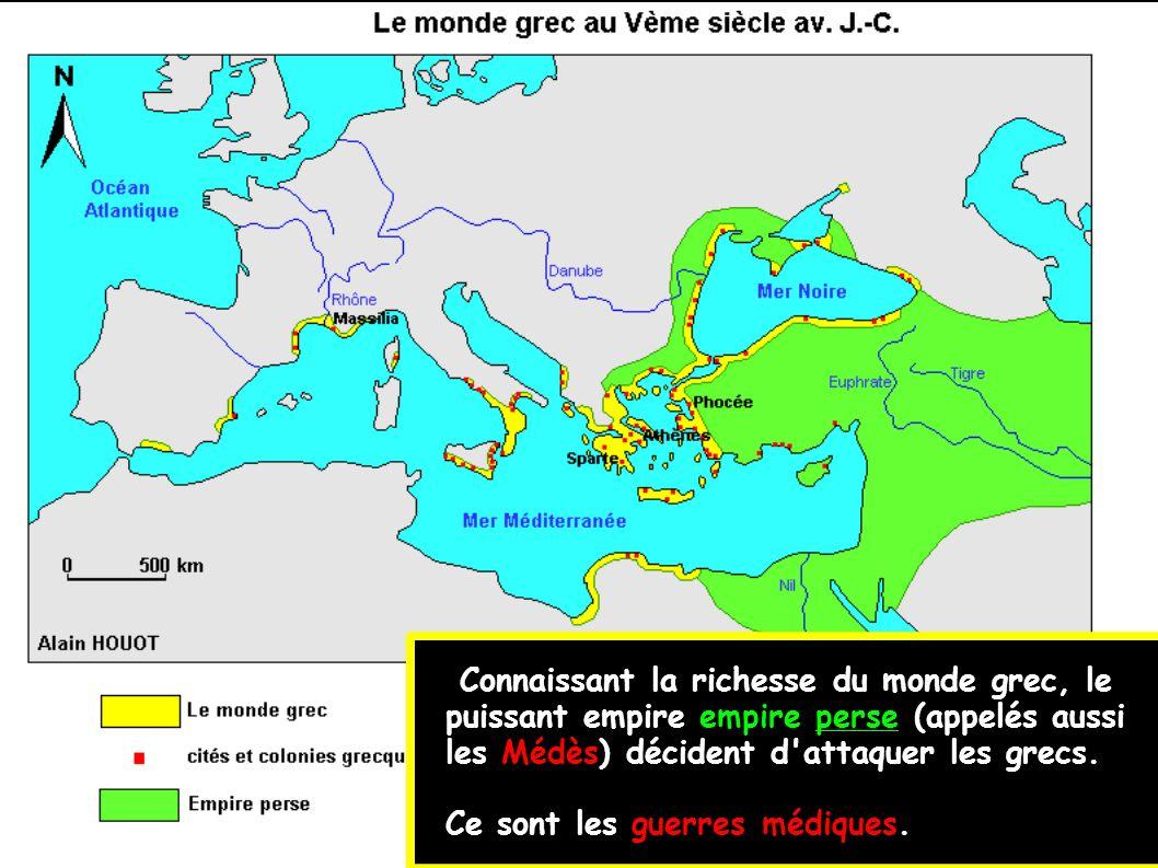 Où ont eu lieu les batailles qui ont opposé les Grecs aux Perses .