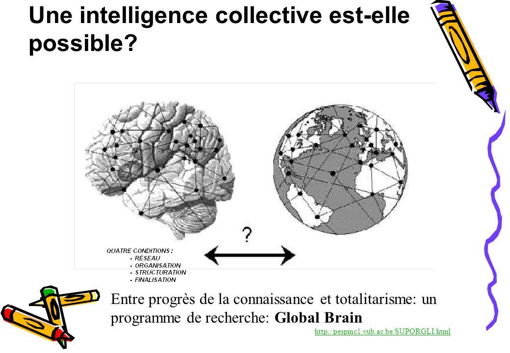 L intelligence aveugle détruit les ensembles et les totalités...