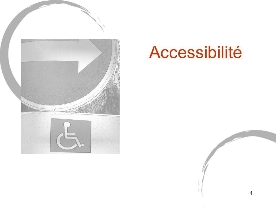 Accessibilité 4