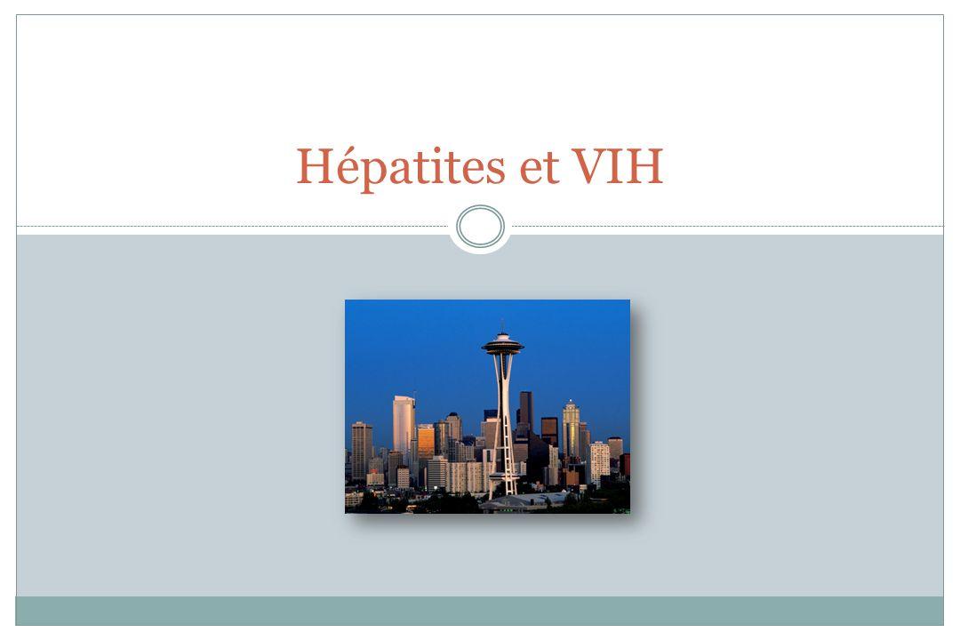 Hépatites et VIH