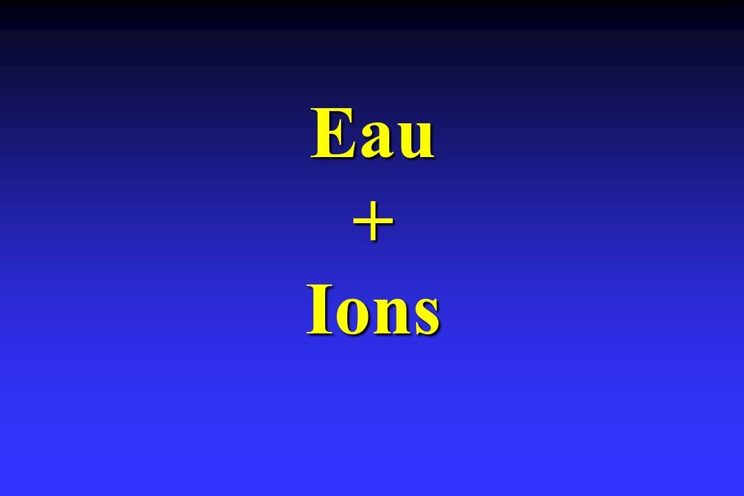 Eau+Ions