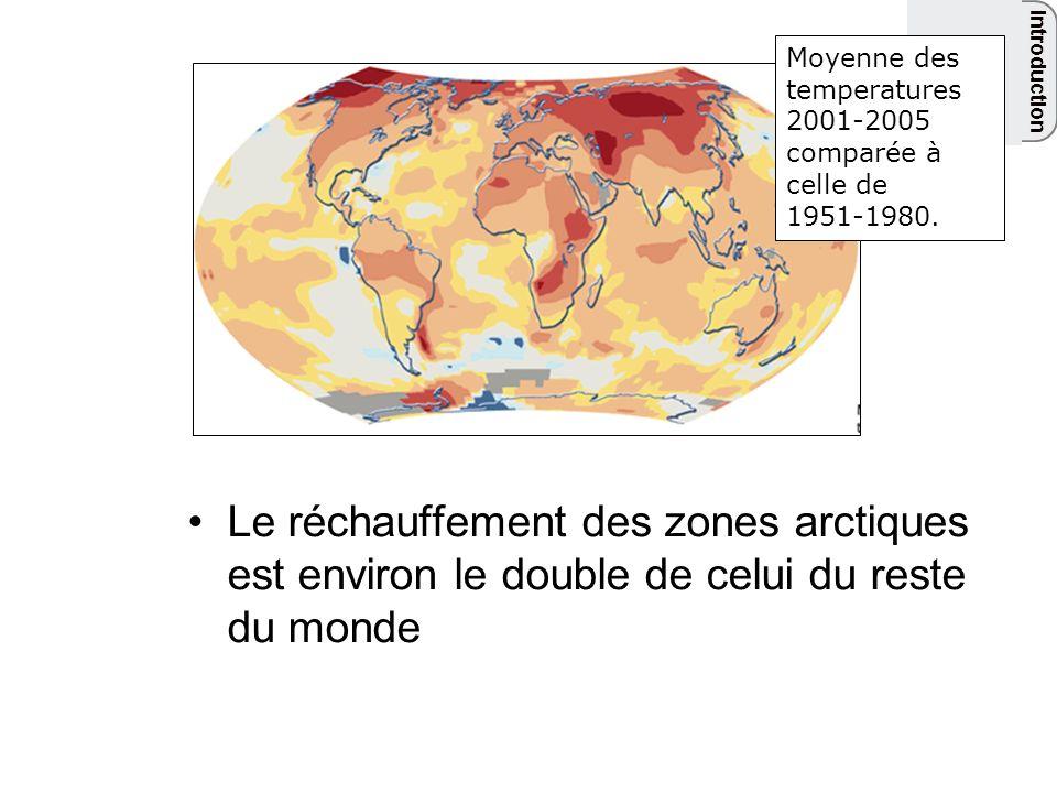 Les problèmes scientifiques en Arctique - 2 - La grande variabilité de la glace de mer qui tend à disparaître