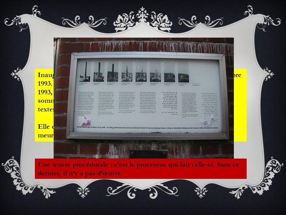 ET AUJOURDHUI.Inauguration le 10 octobre 1986, et disparition totale le 10 novembre 1993.