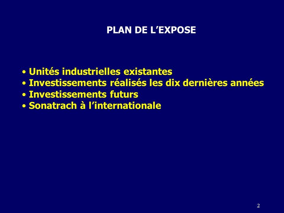 23 LOCALISATION DES NOUVELLES INSTALLATIONS - Dans les zones industrielles actuelles - Nouvelles zones à développer près des infrastructures portuaires disponibles (Djen Djen) - Près des pipelines actuels ou à réaliser