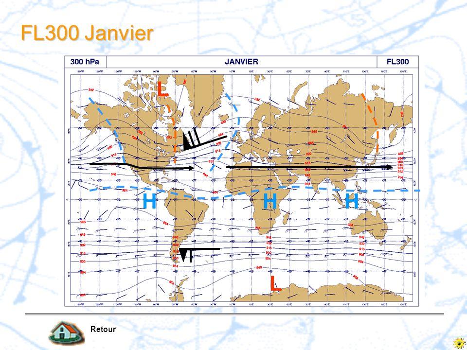 FL300 Janvier Retour L L HHH