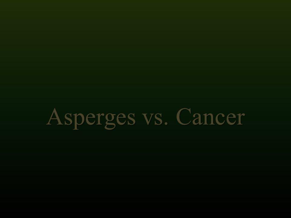 Asperges vs. Cancer