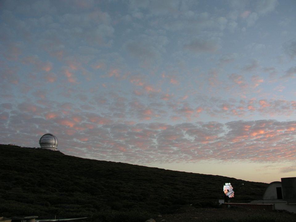 Le Grantecan Le plus grand télescope optique du monde …