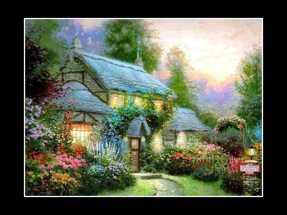 Tes ami(e)s seraient mes ami(e)s, tu aurais la clef des lieux, ce serait ton royaume administré par un couple de jardinier et de servante nous déchargeant des tracas du quotidien.