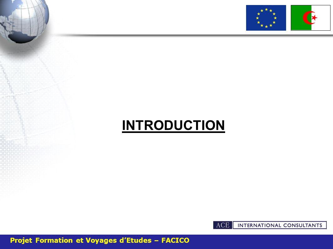 Projet Formation et Voyages dEtudes – FACICO PRODUIT DE CONTREFACON PRODUIT ORIGINAL