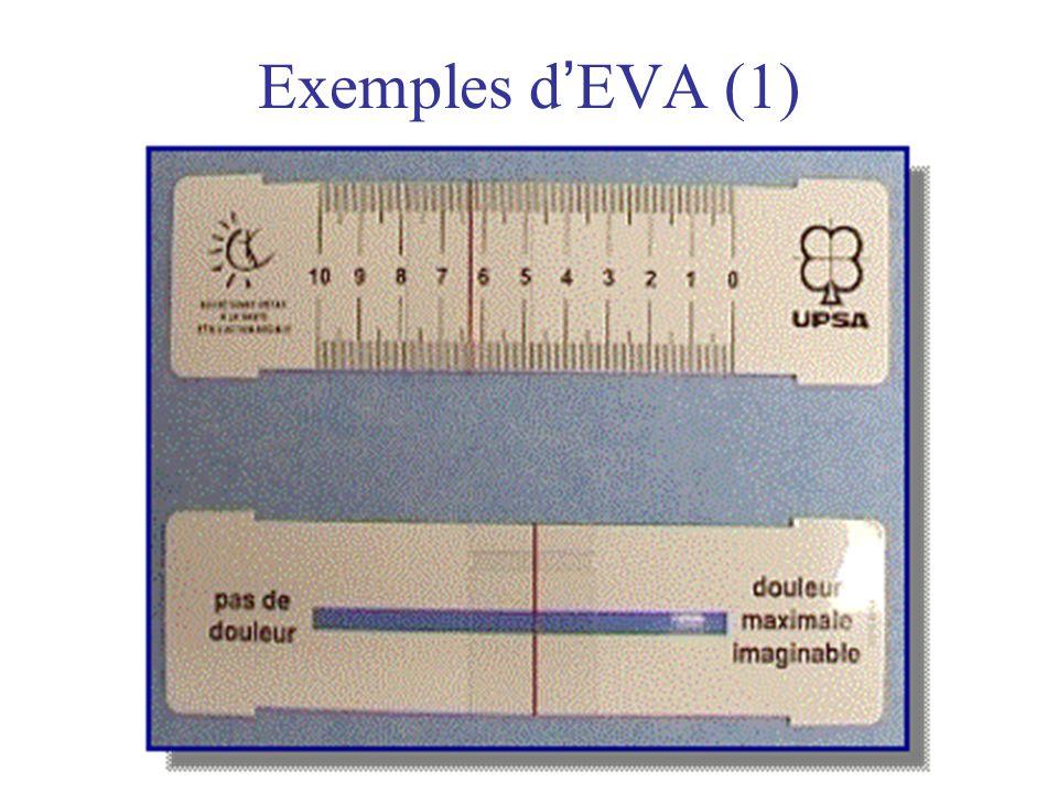 Exemples d EVA (1)