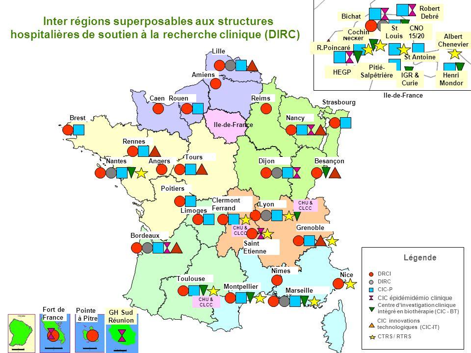 PNRC - Valoriser – Outil de suivi des inclusions Une demande de la PNRC: Obtenir un outil pour permettre le suivi des inclusions dans les essais cliniques en France Suivi en temps réel création dun outil via MucoRegistre