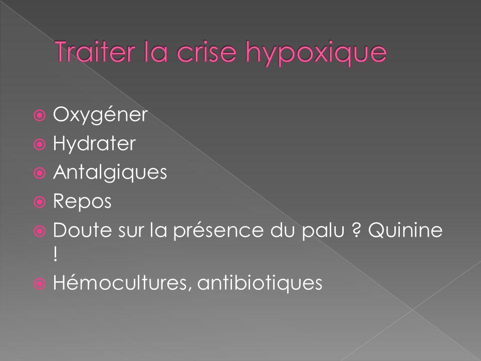 Oxygéner Hydrater Antalgiques Repos Doute sur la présence du palu .