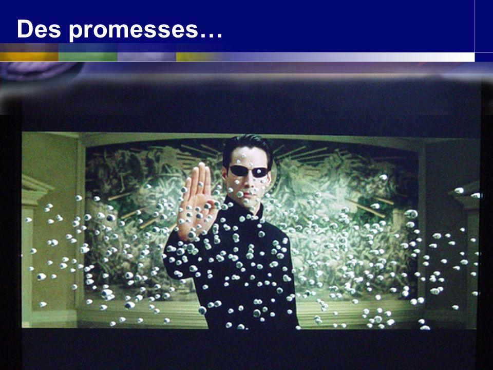 ©IDC, 2006 La SOA fait partie des attentes Les autres architectures perdureront et seront incorporées Q.Dans le contexte de votre activité, avez-vous déjà été appelé à développer des applications faisant appel aux structures ou frameworks suivants : n=2,389; monde; IT tous types Source:IDCs Developer Collaborative, 2005 (IDC #34639) Q.A quelle fréquence avez-vous déjà utilisé des applications faisant appel aux structures suivantes : (% de répondants indiquant toujours ou très souvent)