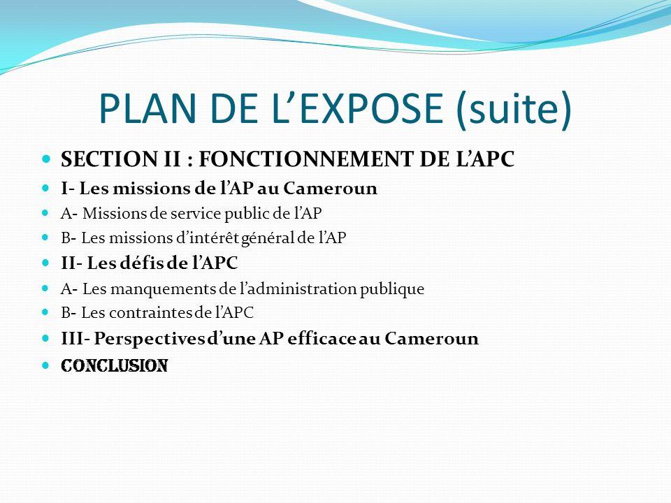 III- Structure de lAPC (suite) C- LAP décentralisée Elle présente une double approche : LAP décentralisée relevant de la décentralisation horizontale, matérialisée par les régions et les communes.