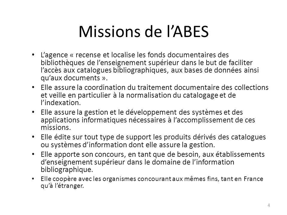 Pour en savoir plus www.abes.fr Arabesques Filabes 35