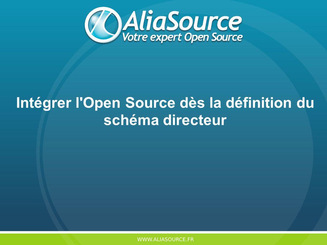 Intégrer l'Open Source dès la définition du schéma directeur