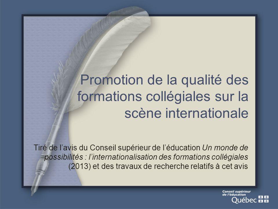 Les formations de lenseignement supérieur français sur le Web Expérience personnalisée Couverture de tous les aspects du séjour Information crédible Promotion inclusive des formations CITE 5B Campus France