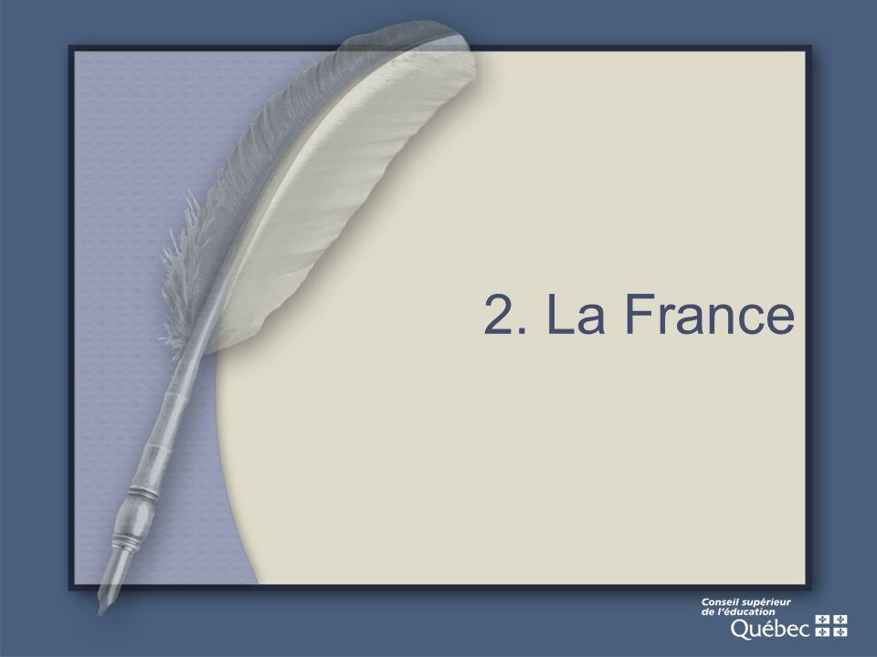La France, terre daccueil en français… Les formations de type collégial sont-elles prisées par les étudiants internationaux.