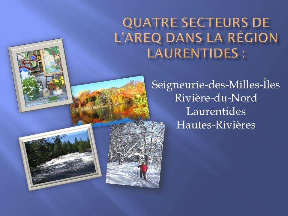 Seigneurie-des-Milles-Îles Rivière-du-Nord Laurentides Hautes-Rivières
