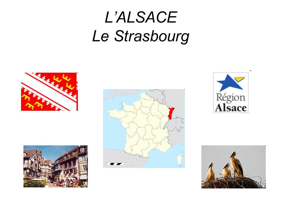 LALSACE Le Strasbourg