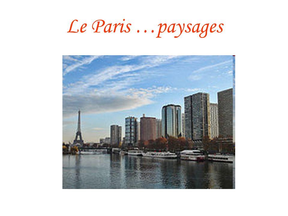 Lhôtel de ville de Paris (pendant la nuit)