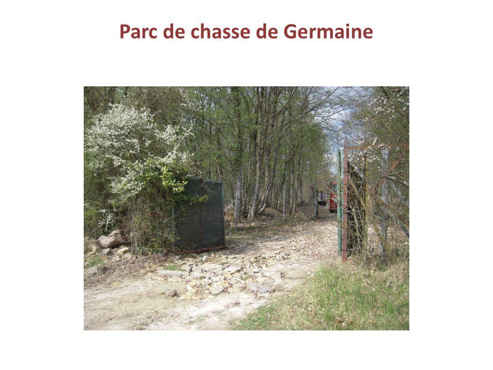 Parc de chasse de Germaine