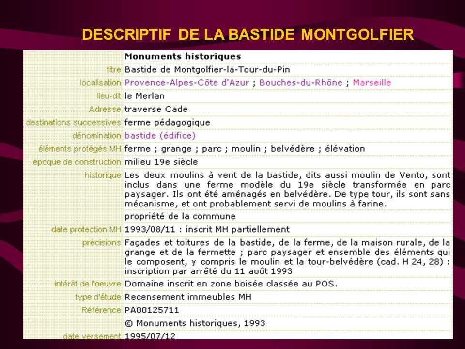 5 LA BASTIDE MONTGOLFIER