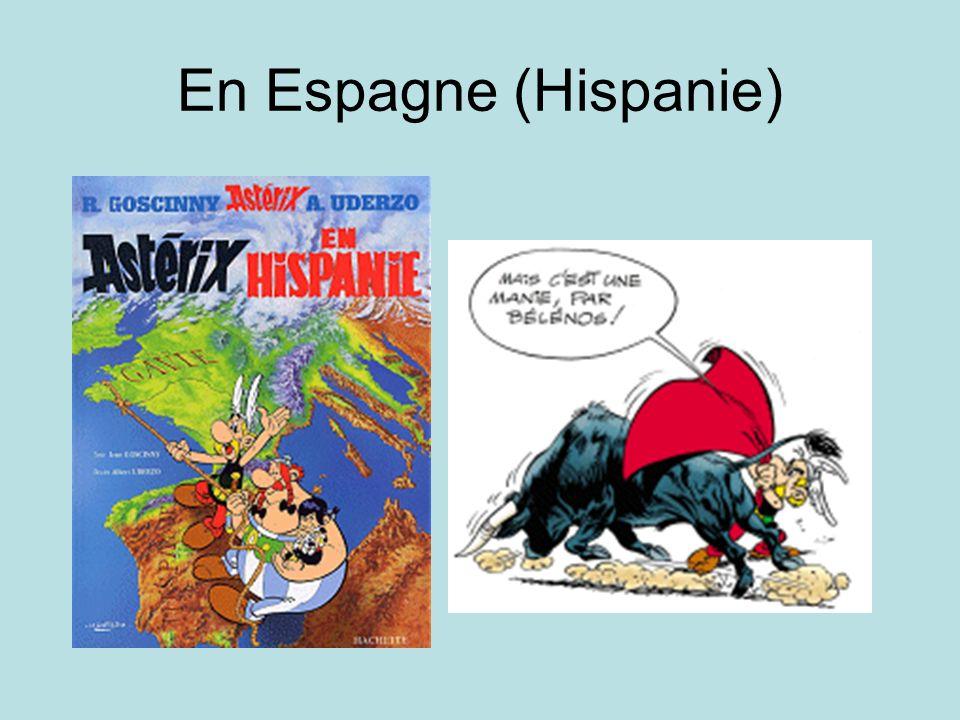 En Espagne (Hispanie)