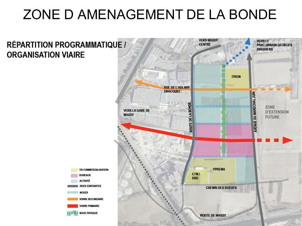 4 ZONE D AMENAGEMENT DE LA BONDE