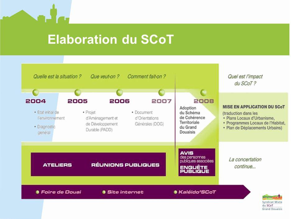 5 Elaboration du SCoT
