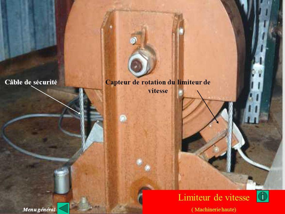 Mâchoires du frein Machine à courant continu Réducteur Frein à manque de courant ( Machinerie haute)