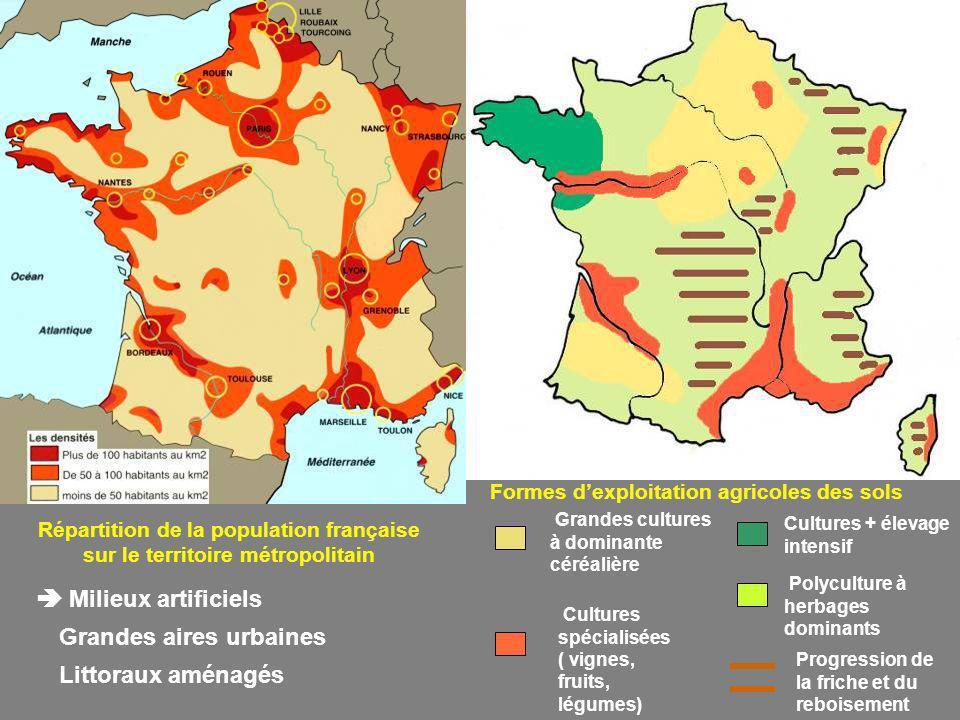 Ile marquet C2 Espace naturel en milieu urbain Vue satellitaire du centre – ville dAngoulême, Google 20011