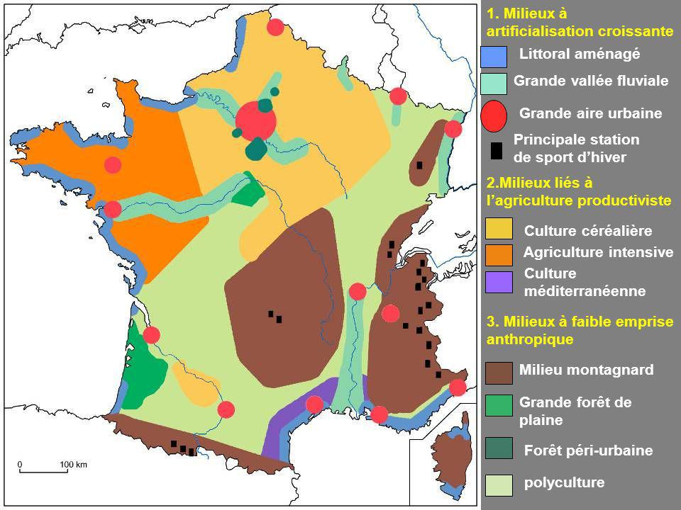 Champ dinondation défini par le Plan de Prévention des Risques de la commune de Sommières, Gard