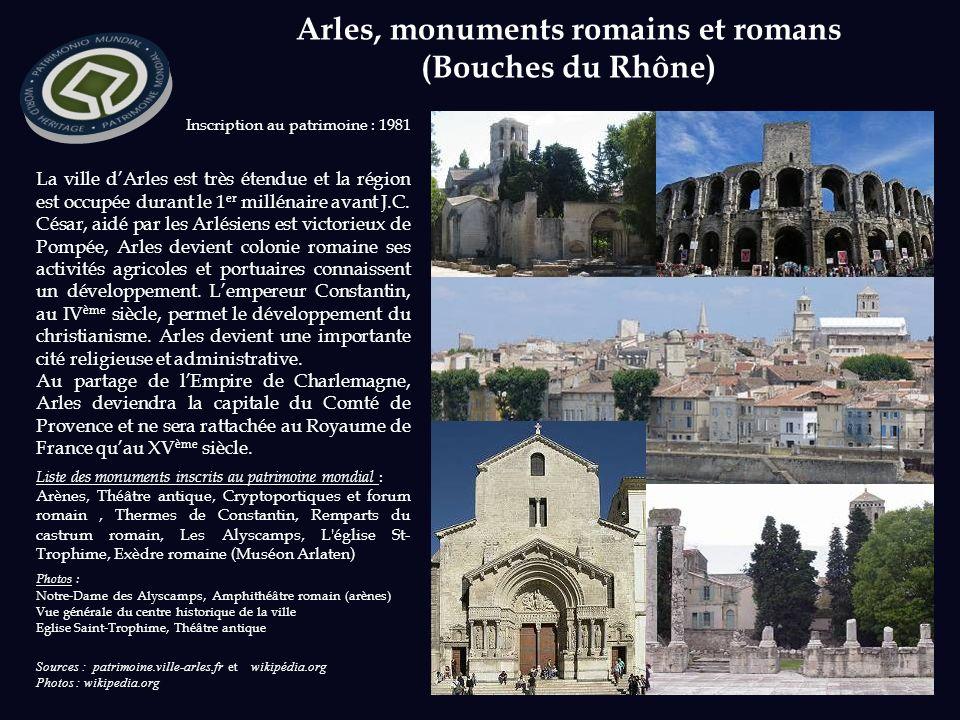 La ville dArles est très étendue et la région est occupée durant le 1 er millénaire avant J.C.