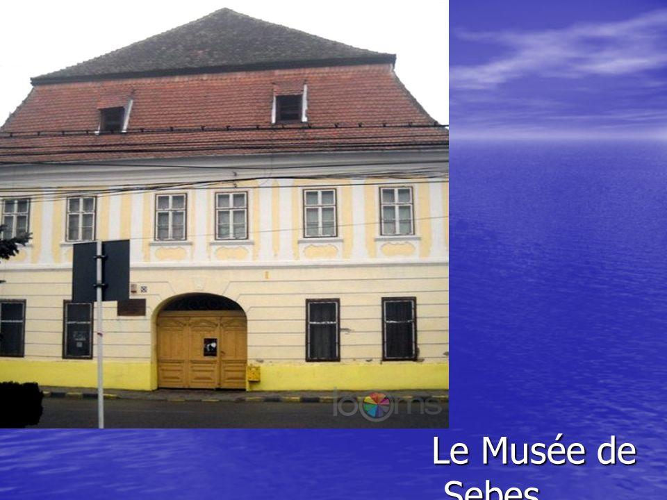 Le Musée de Sebes