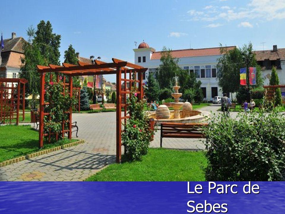 Le Parc de Sebes
