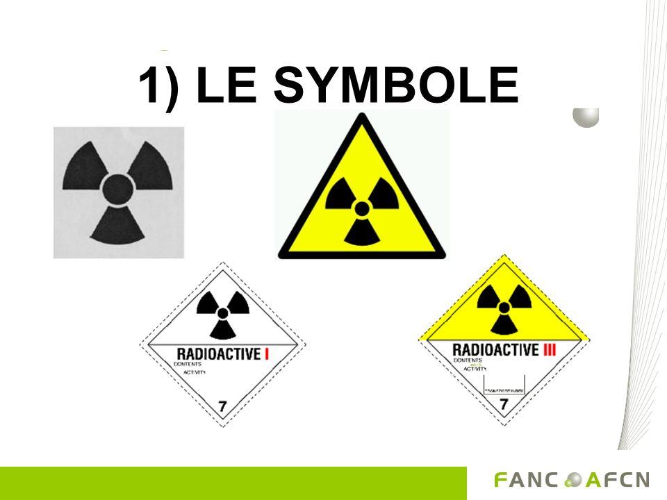 1) LE SYMBOLE