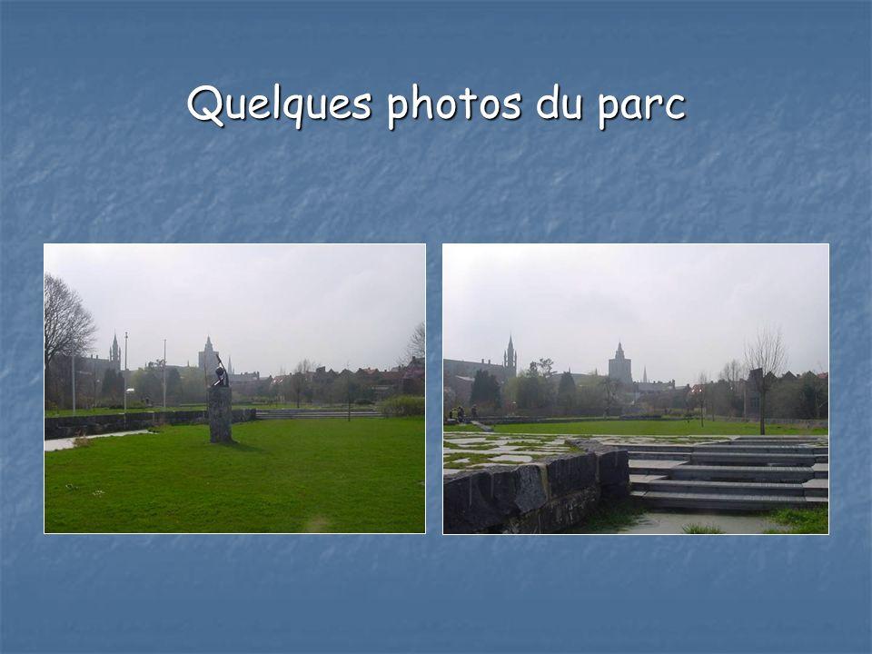 Quelques photos du parc