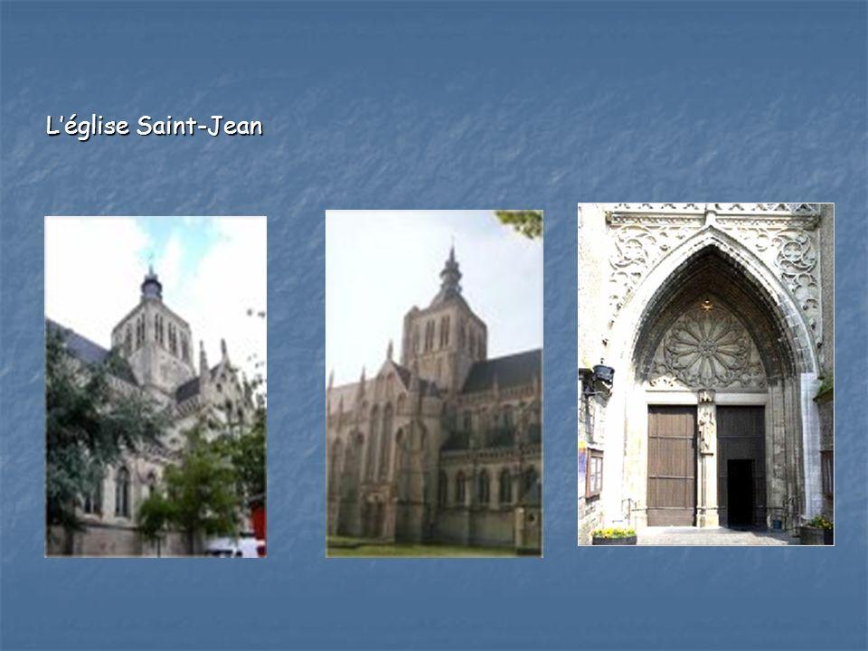 Léglise Saint-Jean