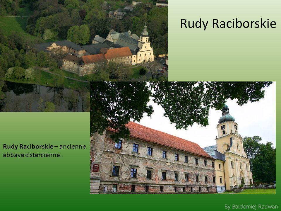 By Bartlomiej Radwan Rudy Raciborskie – ancienne abbaye cistercienne. Rudy Raciborskie